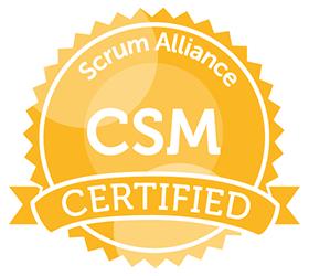 Certified Scrum Master®